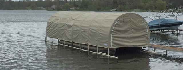 Conestoga Covers Floating Boat Covers